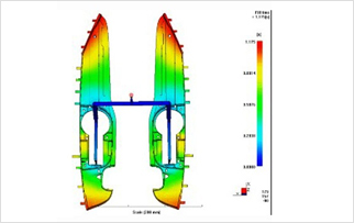 Mold Flow Analysis for Plastic Injection Mold