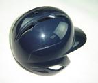 Helmet High Polish Plastic Injection Mold