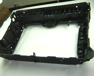 Large Plastic Injection Mold for Structure Part on Industrial Equipment