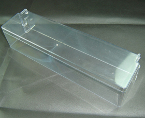 High Polish Plastic Injection Mold for Refrigerator Component