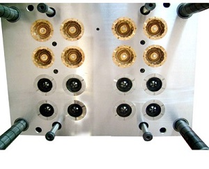 High Cavitation Plastic Injection Mold for Bottle Caps