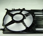 Large Plastic Injection Mold for Automotive Cooling System
