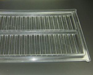 High Polish Large Size Plastic Injection Mold
