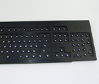 Computer Keyboard Plastic Injection Mold