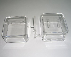 High Polish Plastic Injection Mold for Transparent Medical Plastic Parts