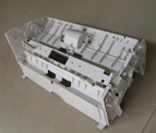 Precision Plastic Injection Mold for Printer Housing