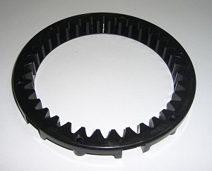 Plastic Injection Mold for Inner Gear Wheel