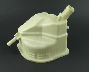 Automotive Plastic Injection Mold with Hydraulic Cylinder Slide