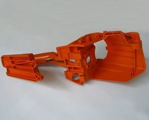 Plastic Injection Mold for Electrical Appliance with Slides on Different Directions